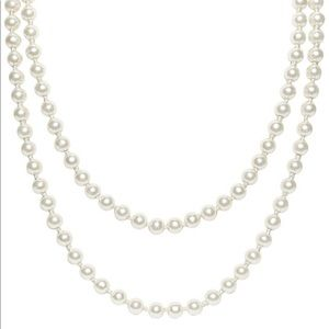 Babeyond Art Deco Fashion Faux Pearls Necklace New